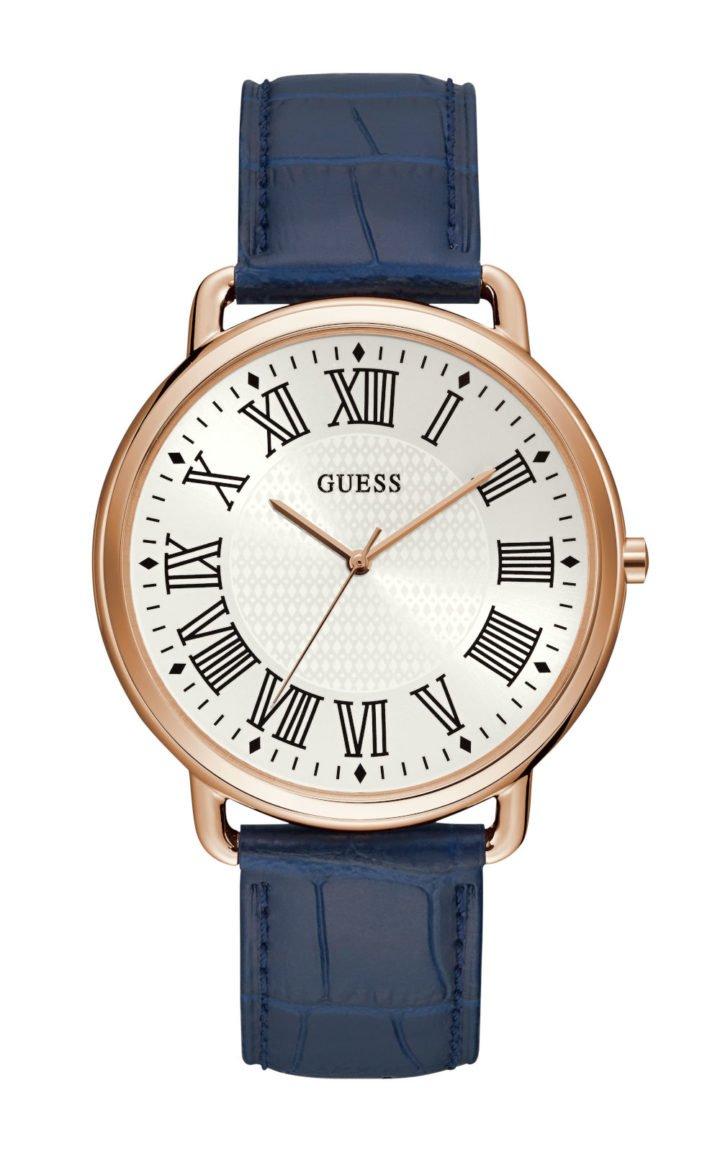 GUESS W1164G2 Ανδρικό Ρολόι Quartz Χρονογράφος Ακριβείας