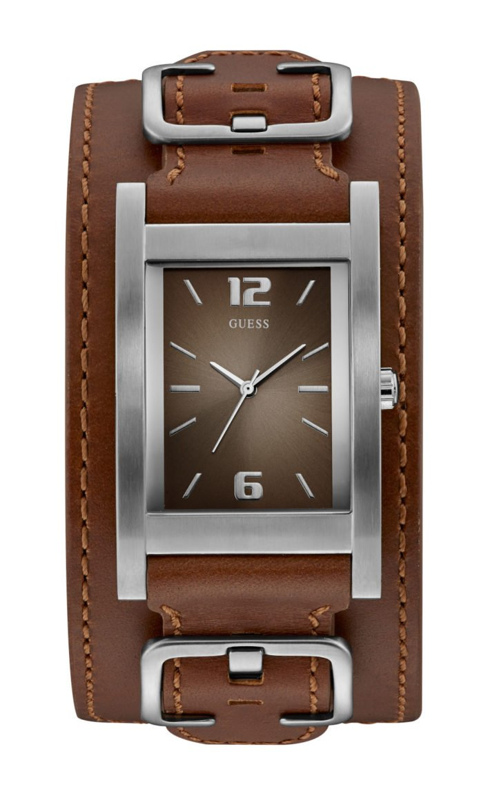 GUESS W1165G1 Ανδρικό Ρολόι Quartz Ακριβείας