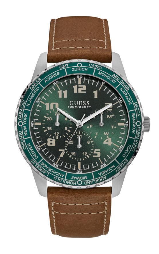 GUESS W1170G1 Ανδρικό Ρολόι Quartz Multi-Function