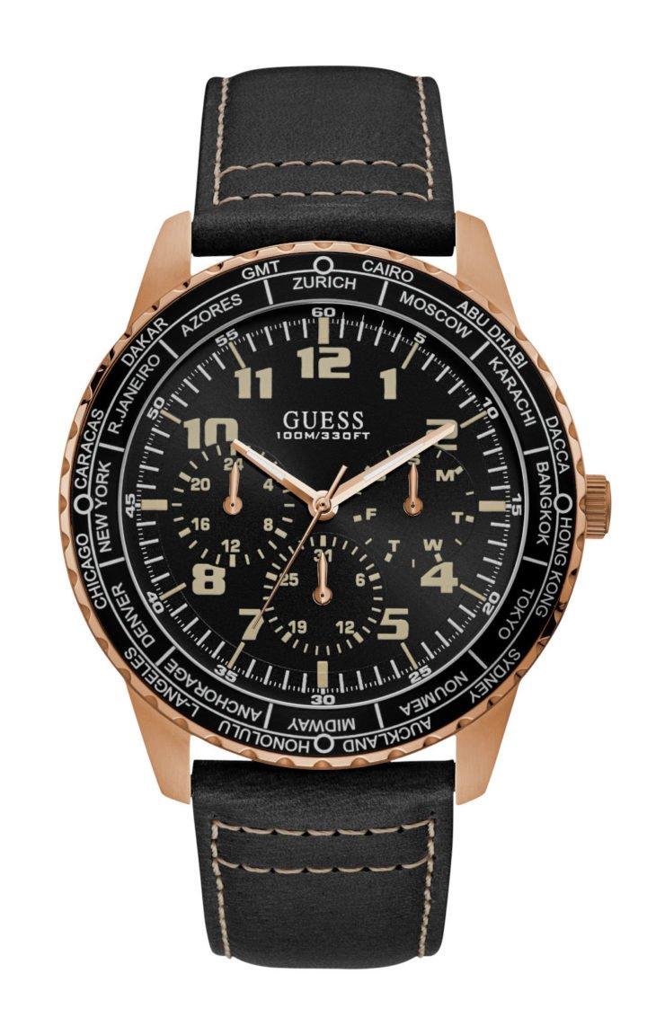GUESS W1170G2 Ανδρικό Ρολόι Quartz Multi-Function