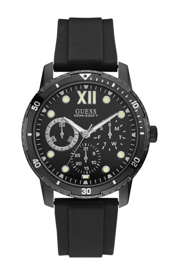 GUESS W1174G2 Ανδρικό Ρολόι Quartz Multi-Function