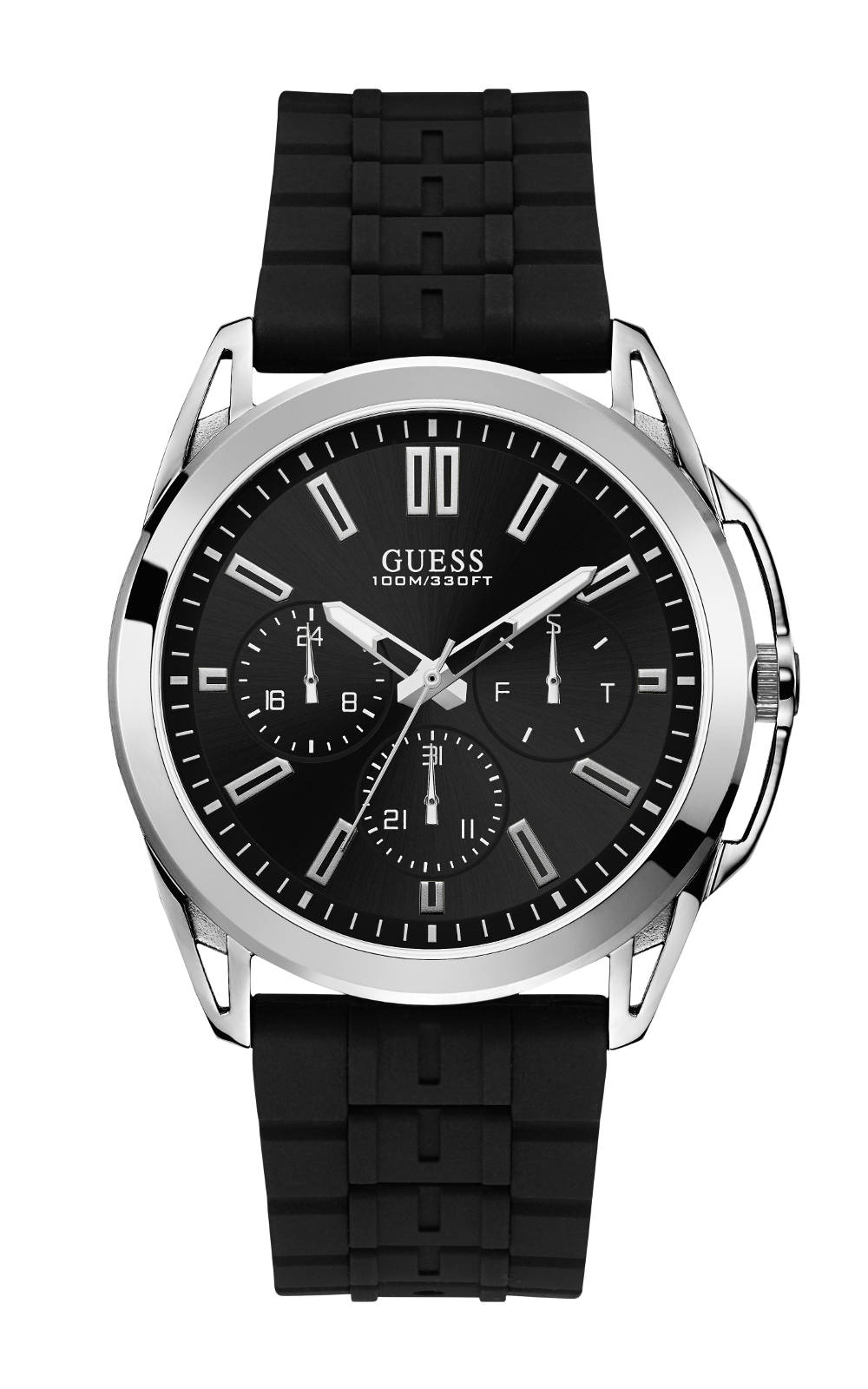 GUESS W1177G3 Ανδρικό Ρολόι Quartz Multi-Function 7ada1f60418