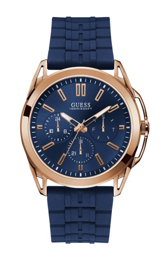 GUESS W1177G4 Ανδρικό Ρολόι Quartz Multi-Function