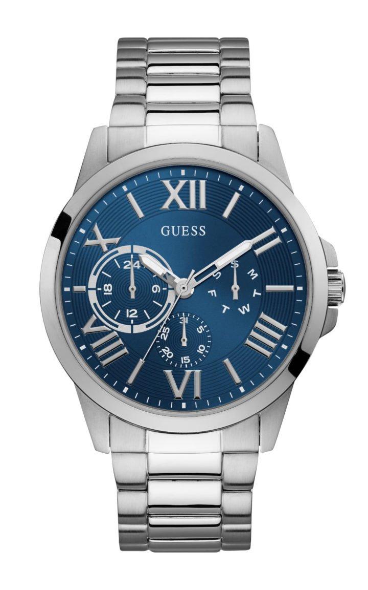 GUESS W1184G4 Ανδρικό Ρολόι Quartz Multi-Function