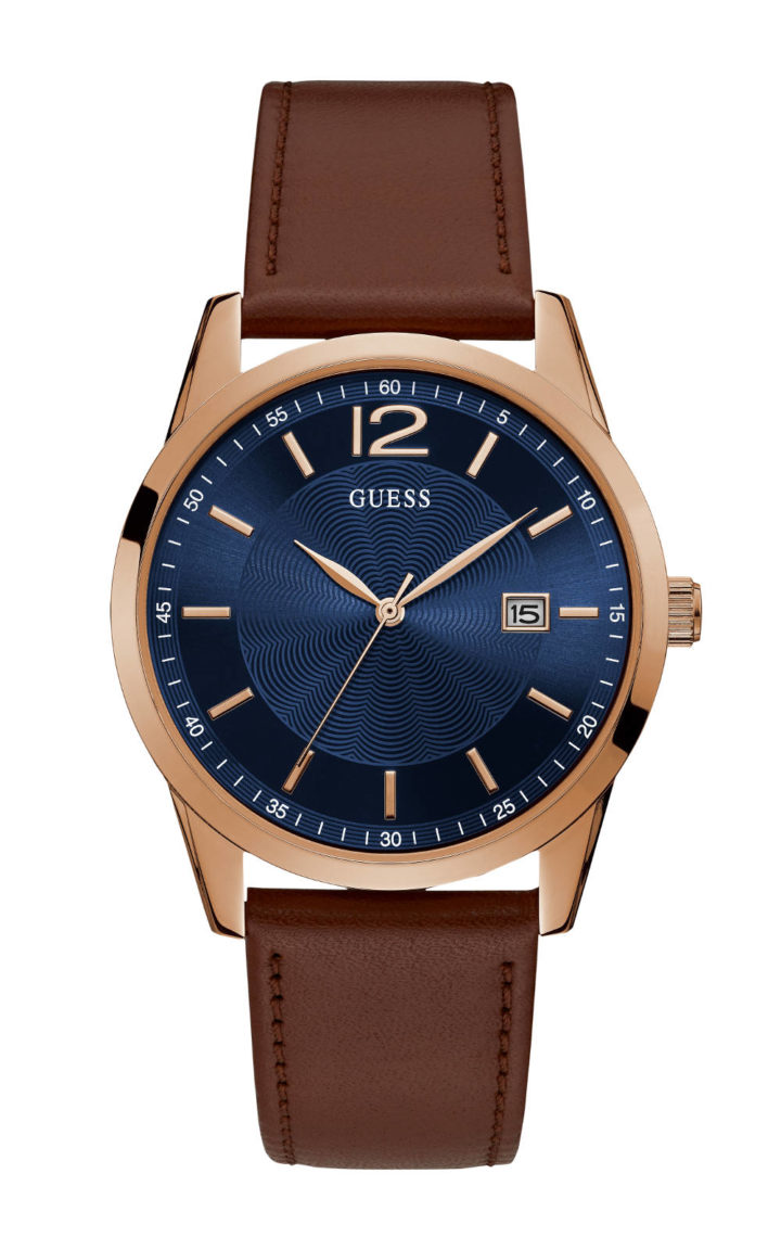 GUESS W1186G3 Ανδρικό Ρολόι Quartz Ακριβείας