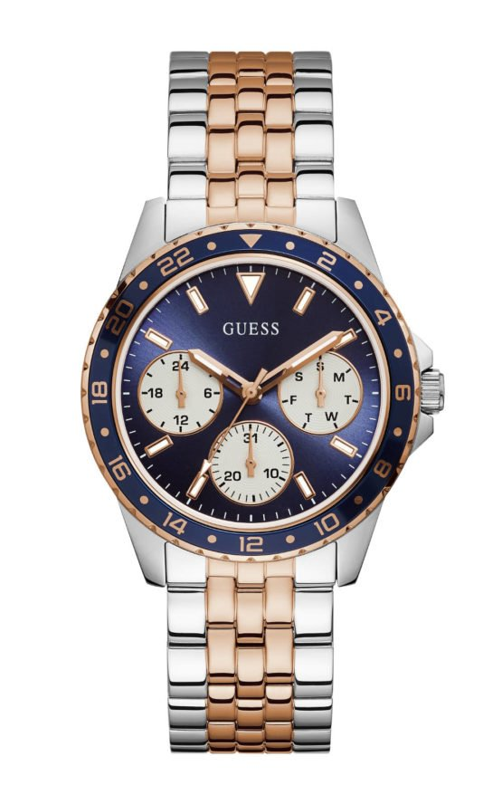 GUESS W1187L3 Γυναικείο Ρολόι Quartz Multi-Function