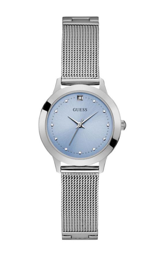GUESS W1197L2 Γυναικείο Ρολόι Quartz Ακριβεία