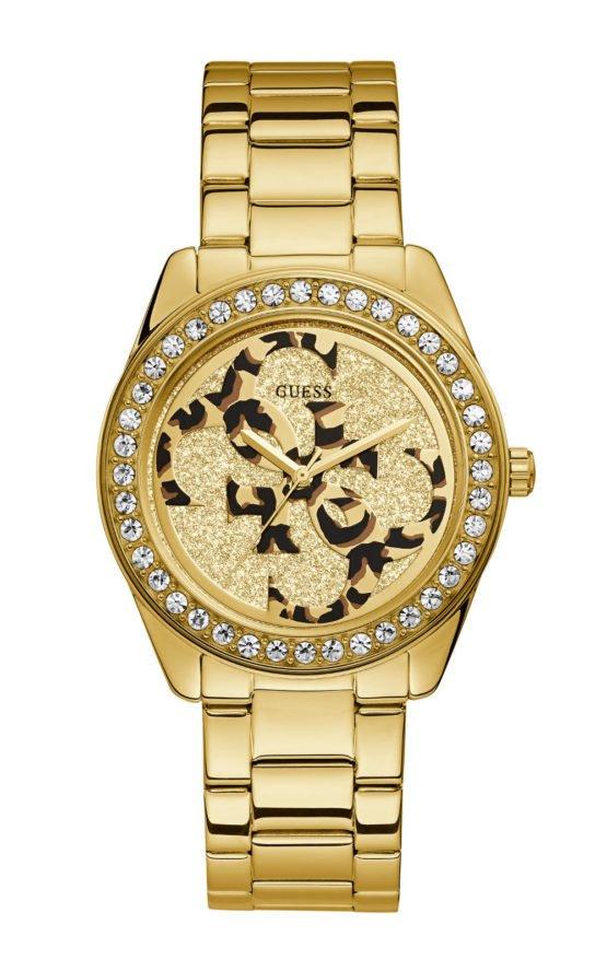 GUESS W1201L2 Γυναικείο Ρολόι Quartz Ακριβείας