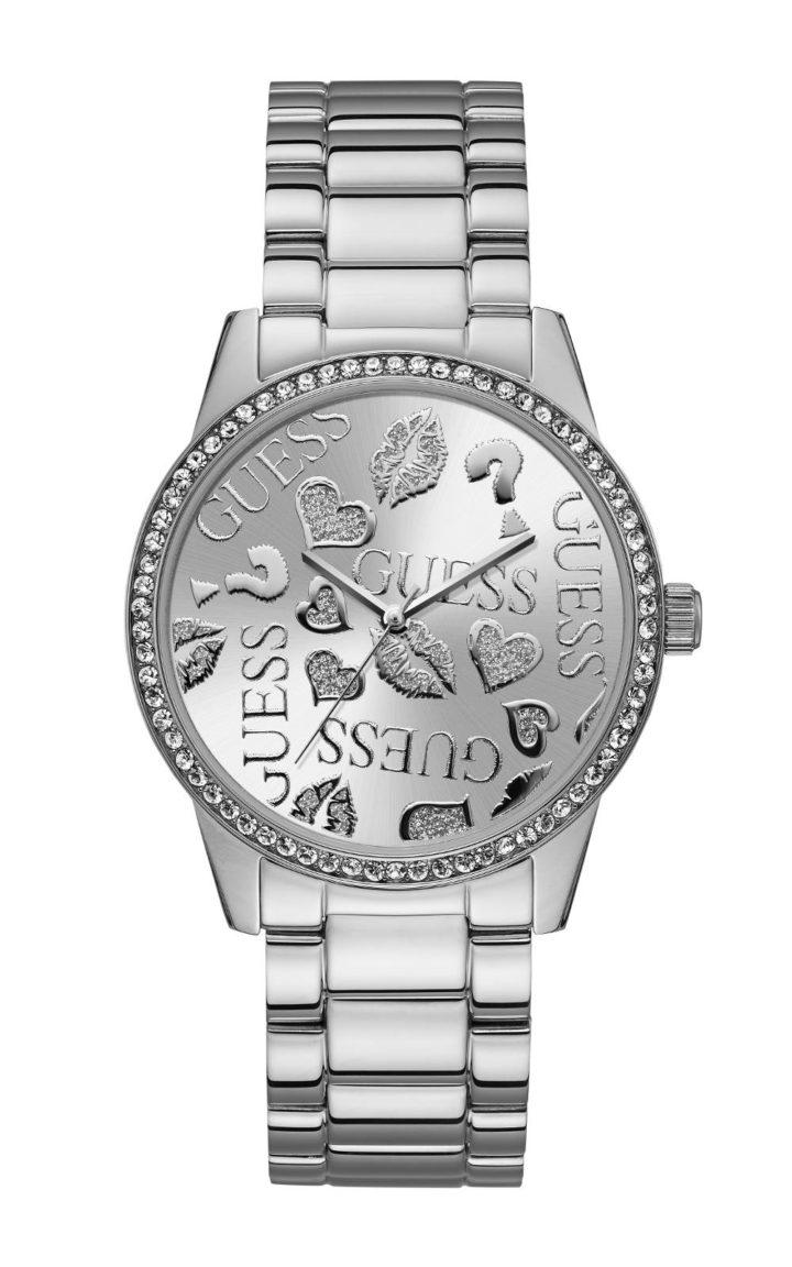 GUESS W1205L1 Γυναικείο Ρολόι Quartz Ακριβείας