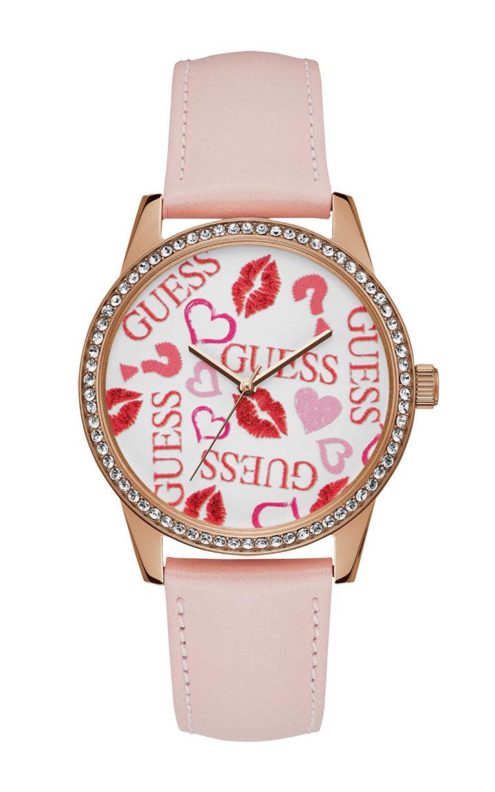 GUESS W1206L3 Γυναικείο Ρολόι Quartz Ακριβείας