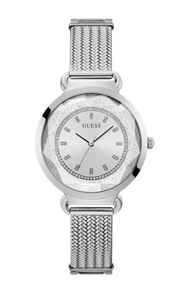 GUESS W1207L1 Γυναικείο Ρολόι Quartz Ακριβείας