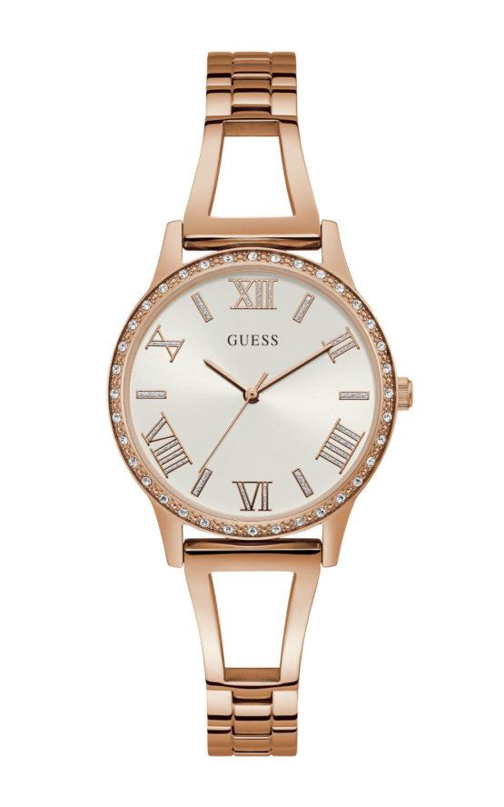 GUESS W1208L3 Γυναικείο Ρολόι Quartz Ακριβείας