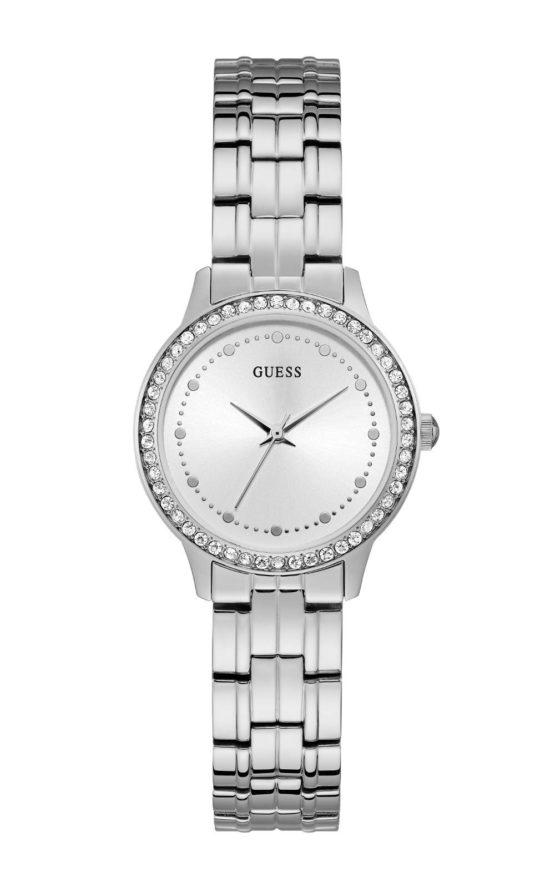 GUESS W1209L1 Γυναικείο Ρολόι Quartz Ακριβείας