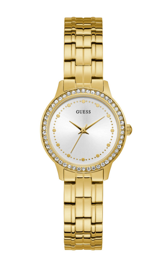 GUESS W1209L2 Γυναικείο Ρολόι Quartz Ακριβείας