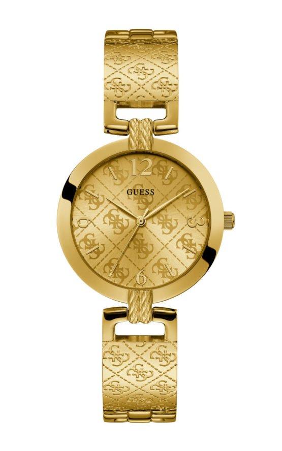 GUESS W1228L2 Γυναικείο Ρολόι Quartz Ακριβείας