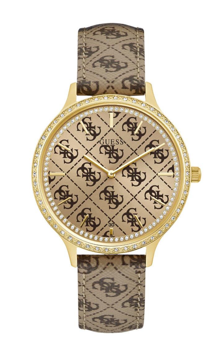 GUESS W1229L2 Γυναικείο Ρολόι Quartz Ακριβείας