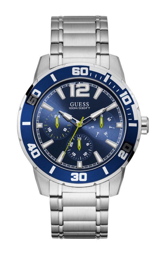 GUESS W1249G2 Ανδρικό Ρολόι Quartz Multi-Function