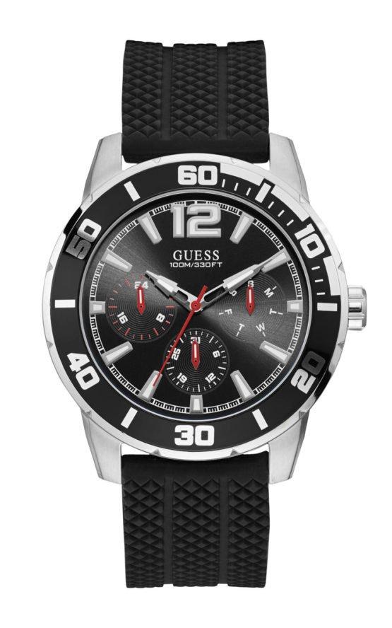 GUESS W1250G1 Ανδρικό Ρολόι Quartz Multi-Function