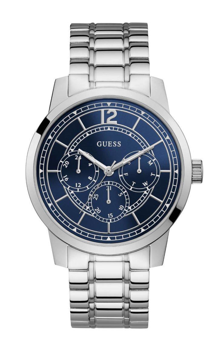 GUESS W1259G1 Ανδρικό Ρολόι Quartz Χρονογράφος Ακριβείας