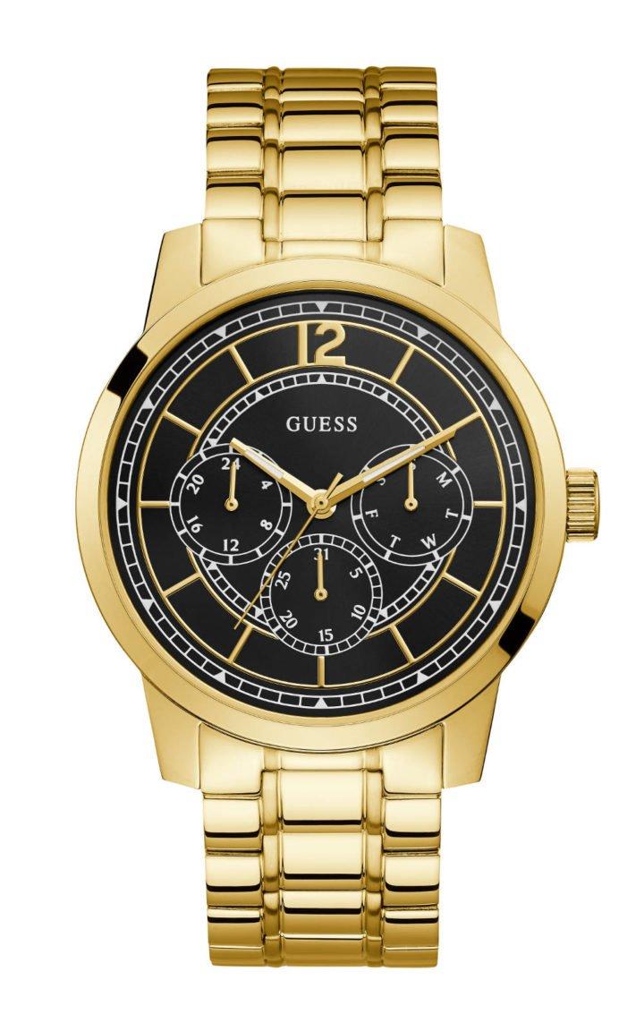 GUESS W1259G2 Ανδρικό Ρολόι Quartz Χρονογράφος Ακριβείας