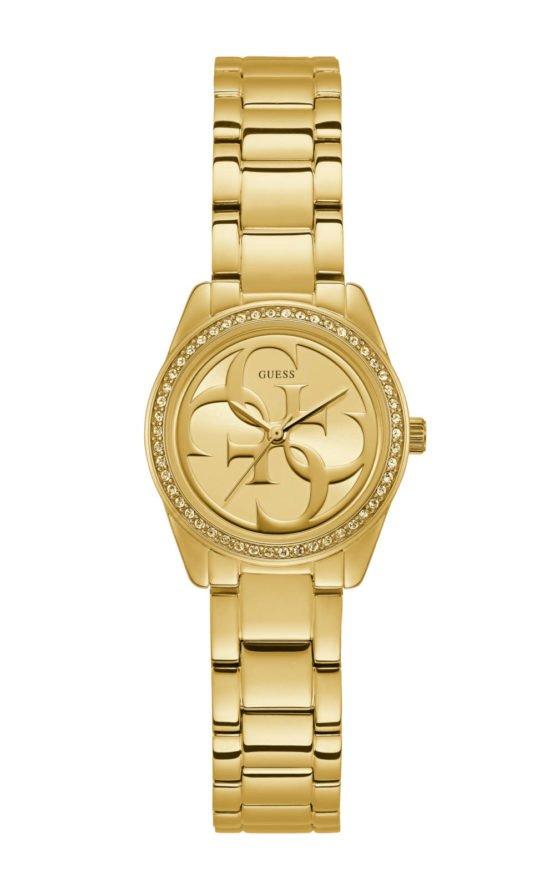 GUESS W1273L2 Γυναικείο Ρολόι Quartz Ακριβείας