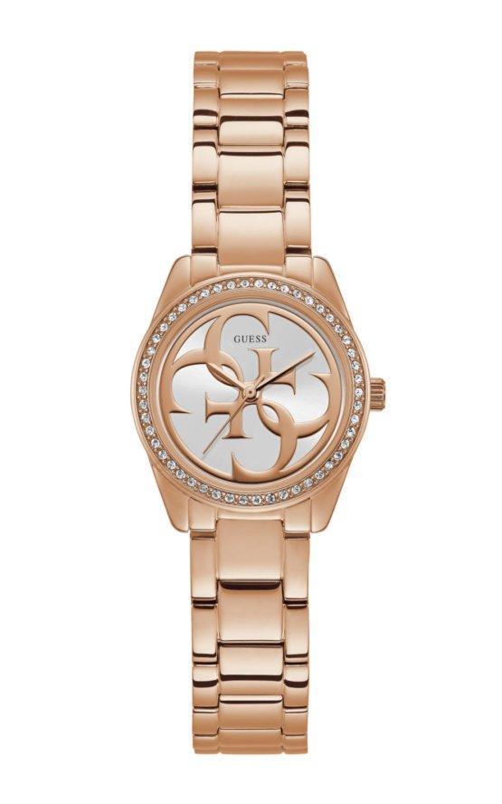 GUESS W1273L3 Γυναικείο Ρολόι Quartz Ακριβείας