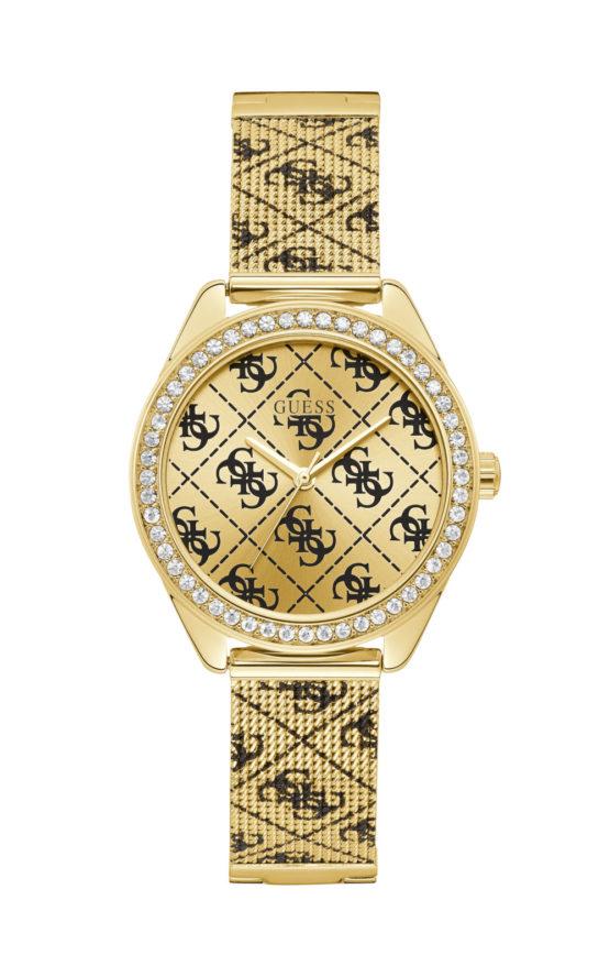 GUESS W1279L2 Γυναικείο Ρολόι Quartz Ακριβείας