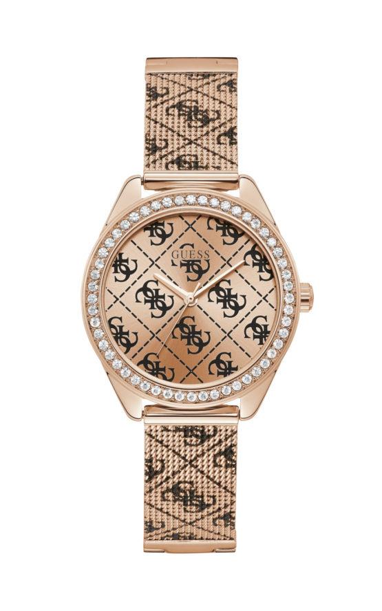 GUESS W1279L3 Γυναικείο Ρολόι Quartz Ακριβείας