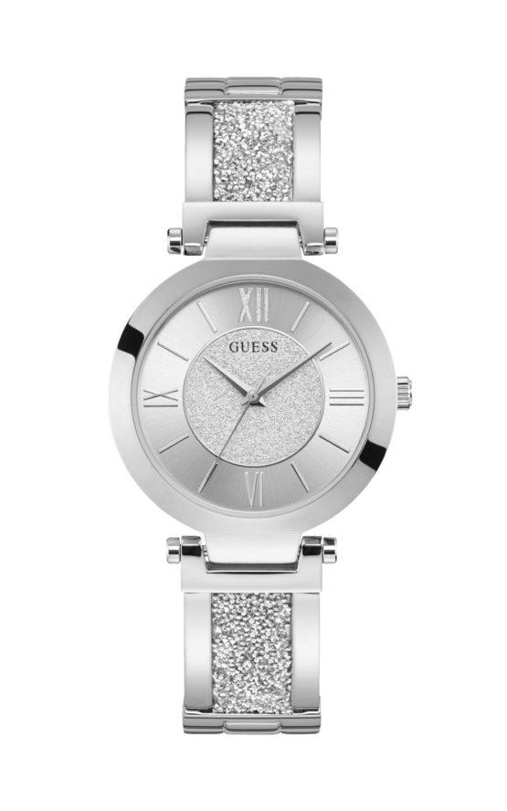 GUESS W1288L1 Γυναικείο Ρολόι Quartz Ακριβείας