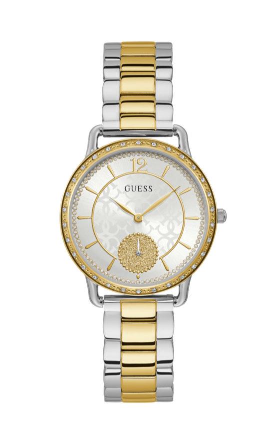 GUESS W1290L1 Γυναικείο Ρολόι Quartz Multi-Function