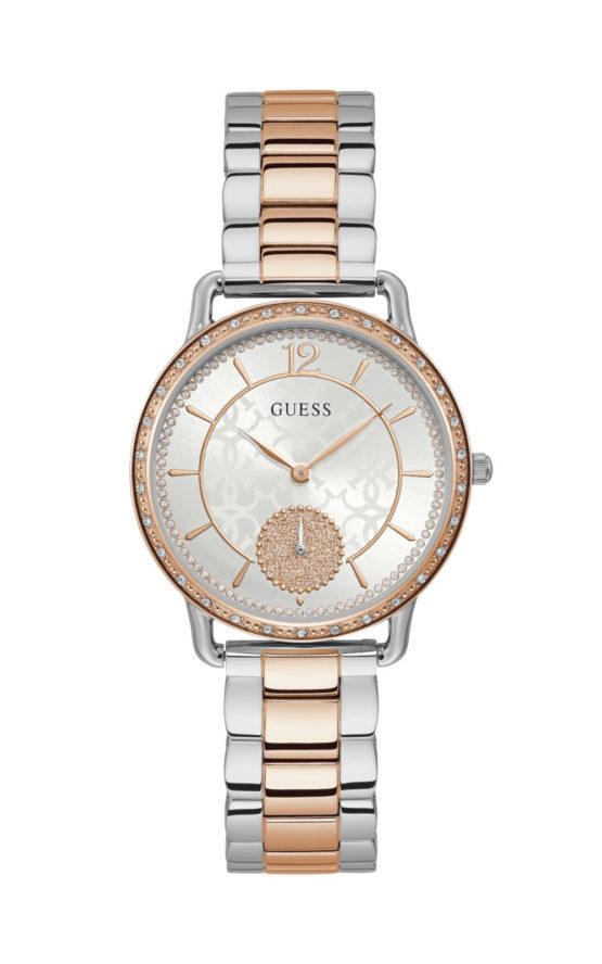 GUESS W1290L2 Γυναικείο Ρολόι Quartz Multi-Function