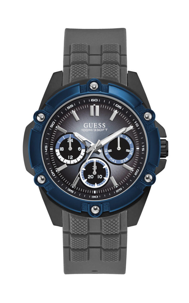 GUESS W1302G3 Ανδρικό Ρολόι Quartz Multi-Function