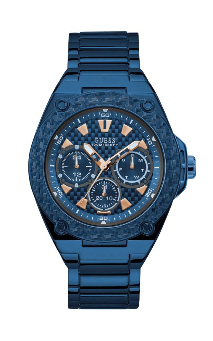 GUESS W1305G4 Ανδρικό Ρολόι Quartz Multi-Function