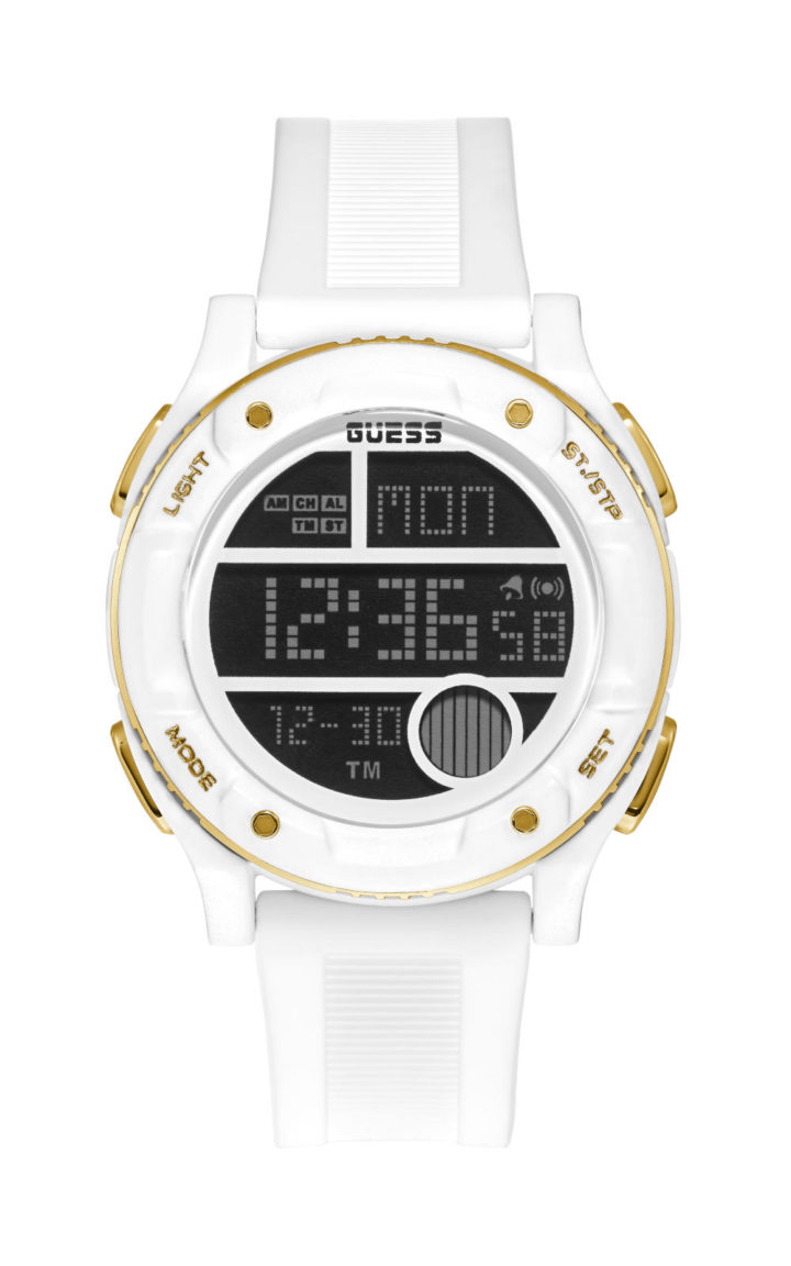 GUESS ZIP GW0225G1 Ανδρικό Ρολόι Digital