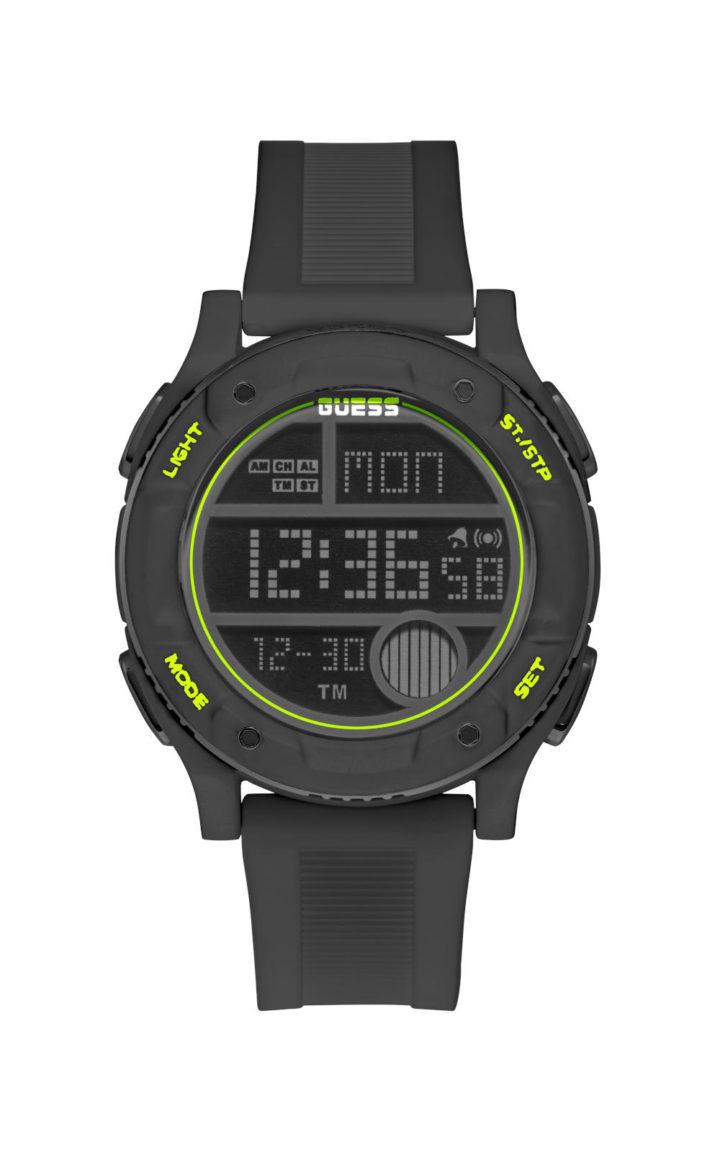 GUESS ZIP GW0225G3 Ανδρικό Ρολόι Digital