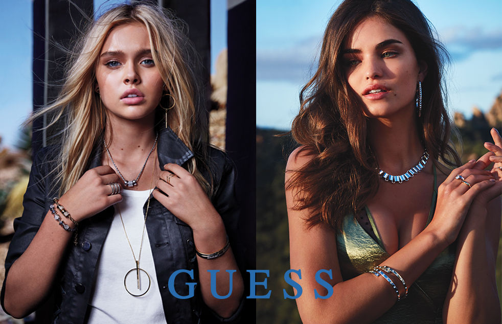 Guess jewellerry