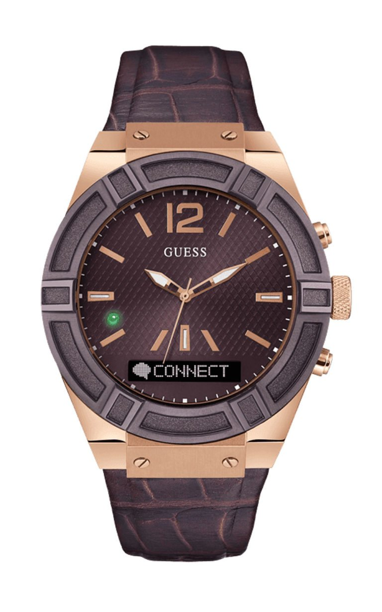 Guess-Connect-C0001G2-Smartwatch-Ανδρικό-Ρολόι