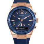Guess-Connect-C0002M1-Γυναικείο-Ρολόι-Smartwatch