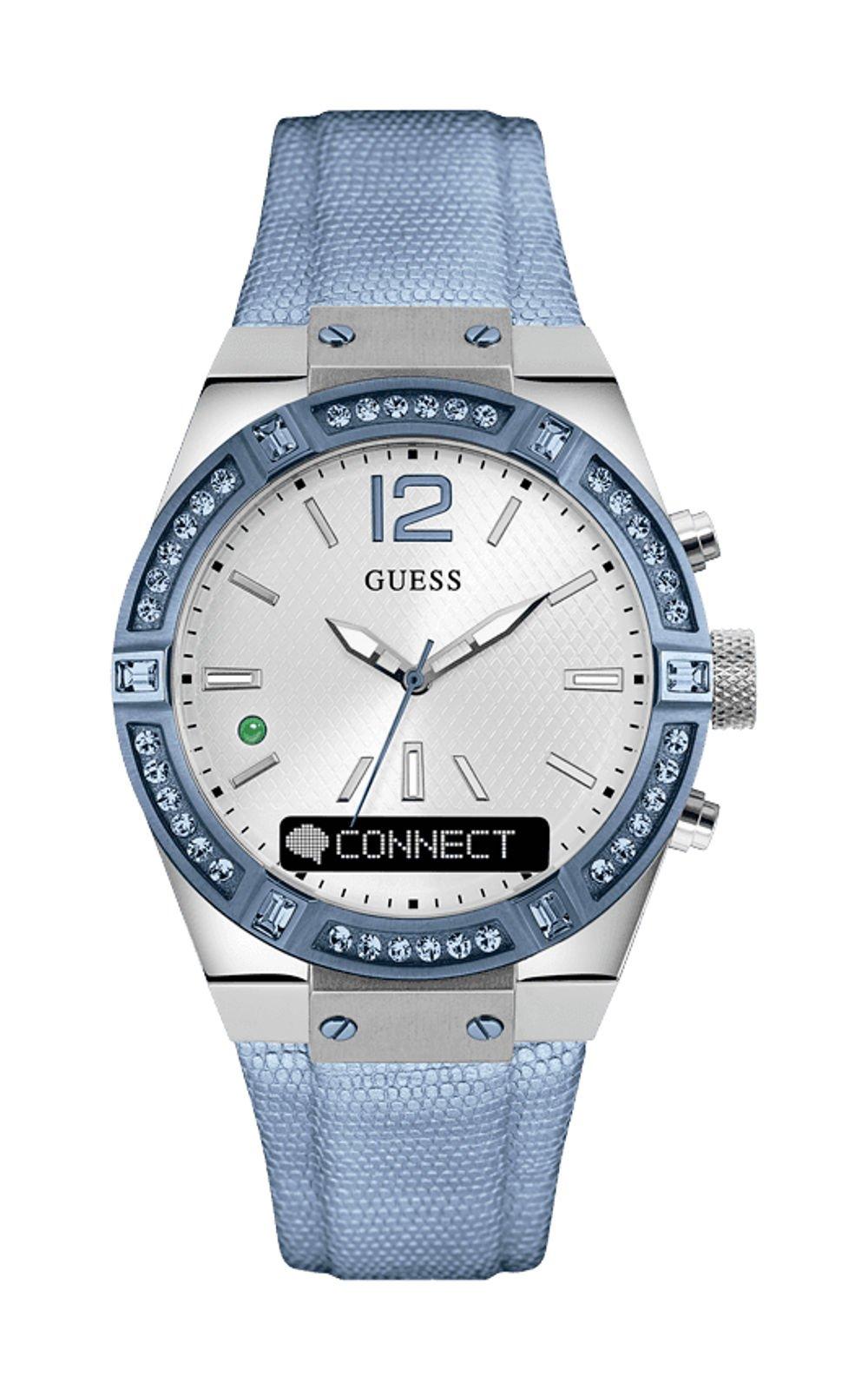 Guess-Connect-C0002M5-Γυναικείο-Ρολόι-Smartwatch