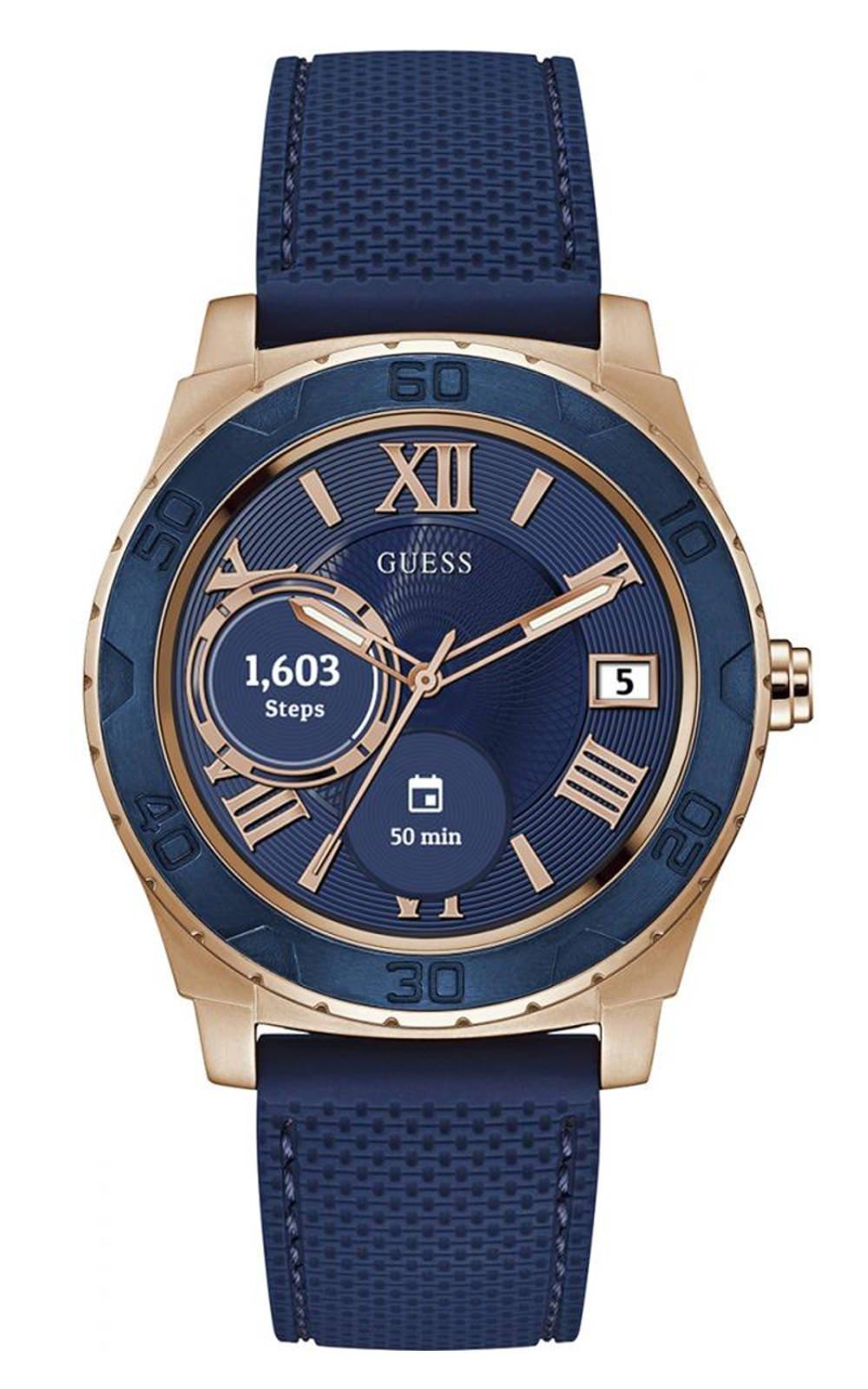 Guess Connect C1001G2 Ανδρικό Ρολόι Smartwatch 63cb0468097