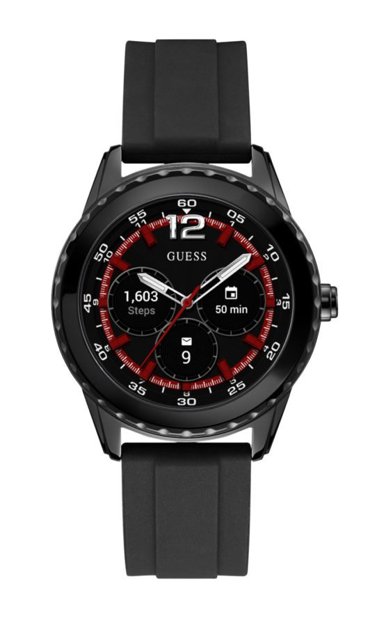 Guess Connect C1002M1 Ανδρικό Ρολόι Smartwatch
