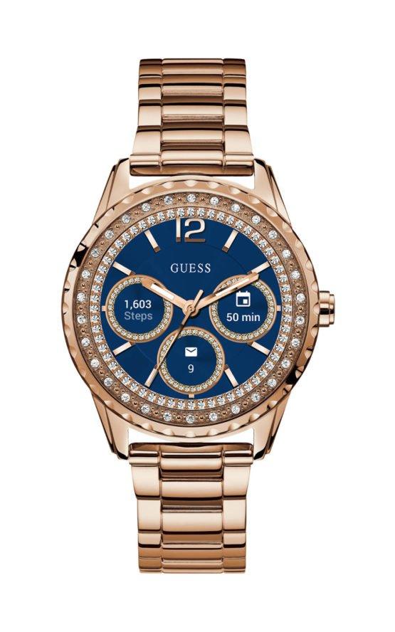 Guess Connect C1003L4 Γυναικείο Ρολόι Smartwatch