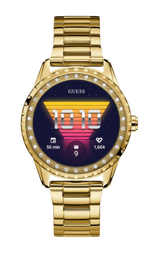 Guess Connect C1003L6 Γυναικείο Ρολόι Smartwatch