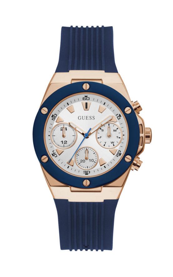 Guess GW0030L5 Γυναικείο Ρολόι Quartz Χρονογράφος Ακριβείας