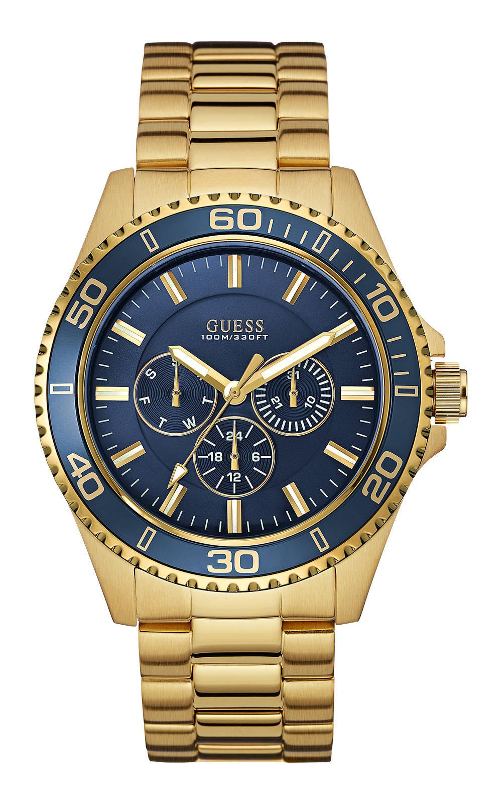 Guess W0172G5 Ανδρικό Ρολόι Quartz Multi-Function 4510595f8d5