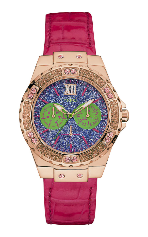 Guess W0775L4 Γυναικείο Ρολόι Quartz Multi-Function