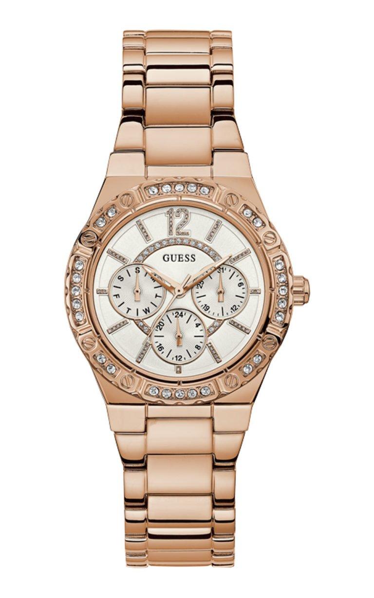 Guess W0845L3 Γυναικείο Ρολόι Quartz Multi-Function