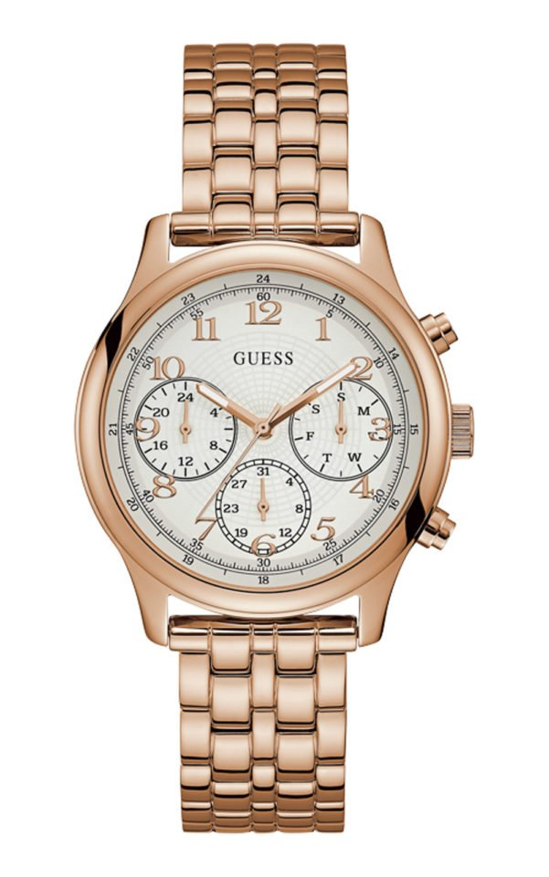 Guess W1018L3 Γυναικείο Ρολόι Quartz Multi-Function