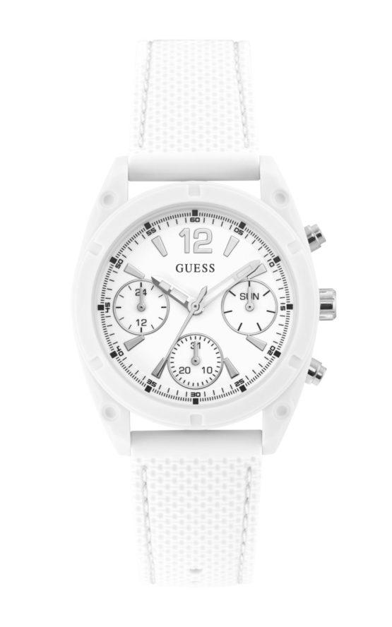 Guess W1296L1 Γυναικείο Ρολόι Quartz Χρονογράφος Ακριβείας