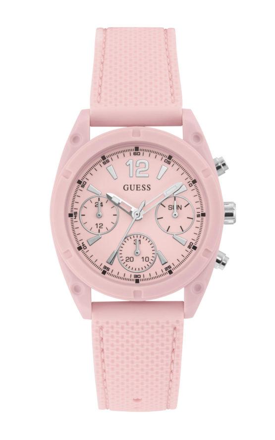 Guess W1296L4 Γυναικείο Ρολόι Quartz Χρονογράφος Ακριβείας